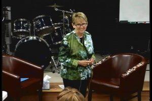 Pastor Patti Velotta